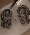 Nouveaux Flashs: Punkettes