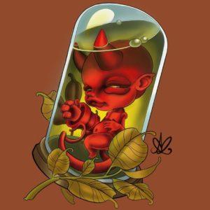 Baby Hellboy (Reservé)